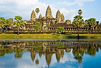 Cambodia Highlights, 6 days-5 nights, travel by plane, bus and boat
