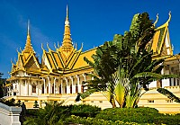 Cambodia Classic 4 days-3 nights, travel by plane and boat