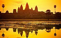 Cambodia Weekend, 3 days-2nights, travel by plane