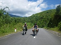 MOTORBIKE CRUISE THROUGHOUT VIETNAM - ALONG THE HO CHI MINH TRAIL