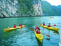 Vietnam Wonderful Activities - Cruising, Trekking, Biking, Kayaking, and Sightseeing - 24 Days
