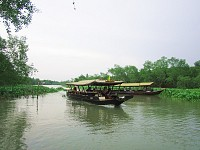 HCMC – Cai Be floating market – Cau Xeo River