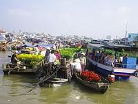 HCMC – Cai Thia – Vinh Long – Can Tho 2 days