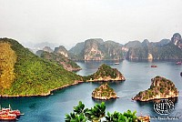 SEAT-IN-COACH - NORTH VIETNAM - HANOI - HALONG 4 DAYS
