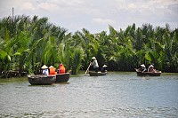 Hoian - Cam Thanh Fishing Village - Tra Que Vegetables Village - Cultures, People, Food - Day Tour