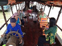HCMC – Cai Be Floating market - Bike Tour on Tan Phong Island - Day Tour